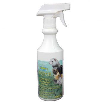 Hutch Clean Disinfectant Cleanser Small Animal 500ml Vetafarm