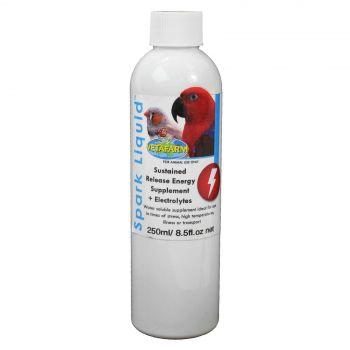 Vetafarm Spark Liquid Concentrate Bird Electrolyte & Energy Replacement 250ml