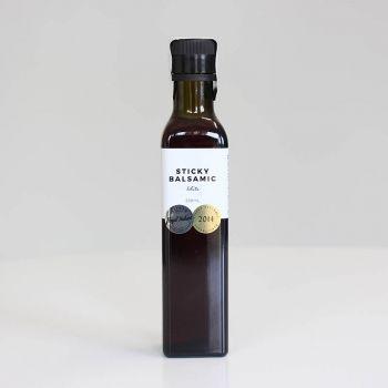 Sticky Balsamic Vinegar White 250Ml