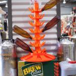 Home Brew Bottle Tree