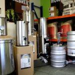 Home Brew Kegging Equipment