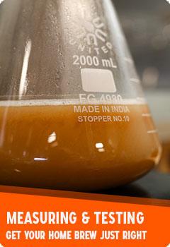 Home Brew Measuring & Testing Equipment