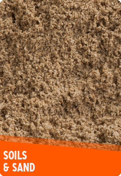 Soils & Sand